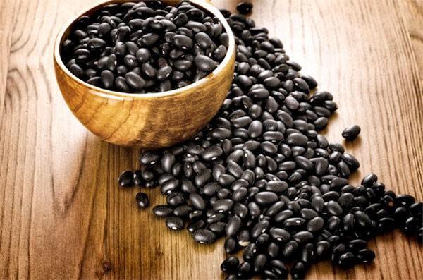 hạt đậu đen