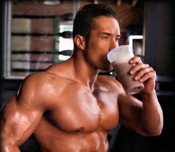 uống ngũ cốc tăng cân