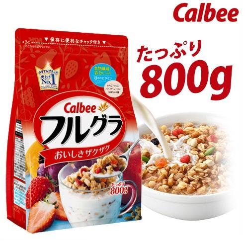 Bột ngũ cốc Calbee