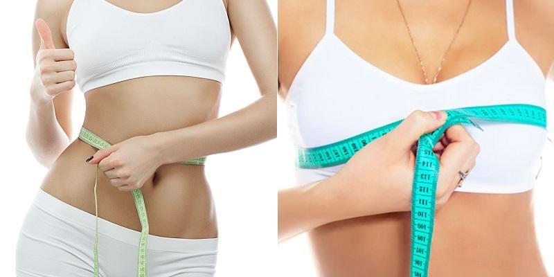 ngũ cốc giúp giảm vòng bụng tăng vòng 1