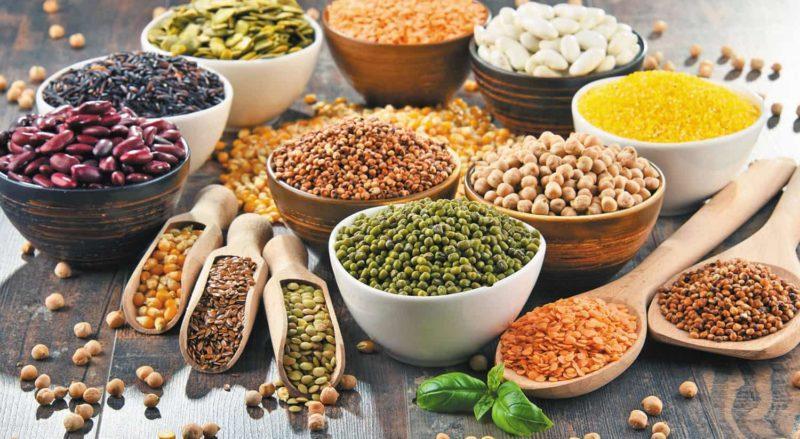 Bột ngũ cốc có gồm nguyên liệu gì có tác dụng gì